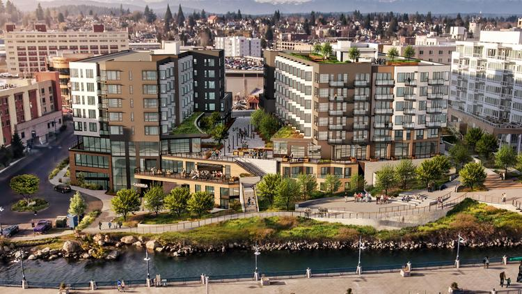 Sound West Holdings proposes major mixed-use project in