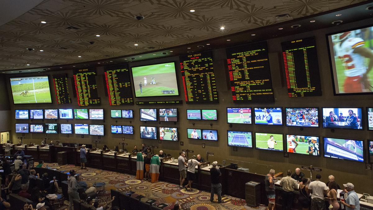 is there sports betting at the downs