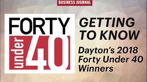 Get to know Dayton's 2018 Forty Under 40 winners
