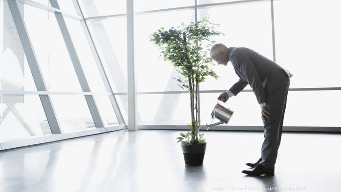 Consider green an important tool in your recruiting arsenal