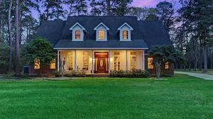 Picturesque Home In Conroe