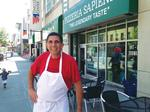 Arena location not on easy street for pizza business (Video)