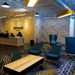 Take a tour inside Amazon's newest Boston office