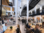 Updated retail marketing floor plans posted for Dayton's Project (photos)