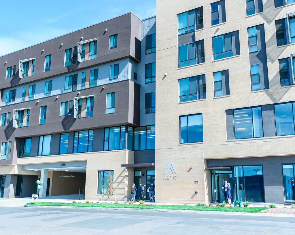 Affordable housing development opens in Westminster   Norris