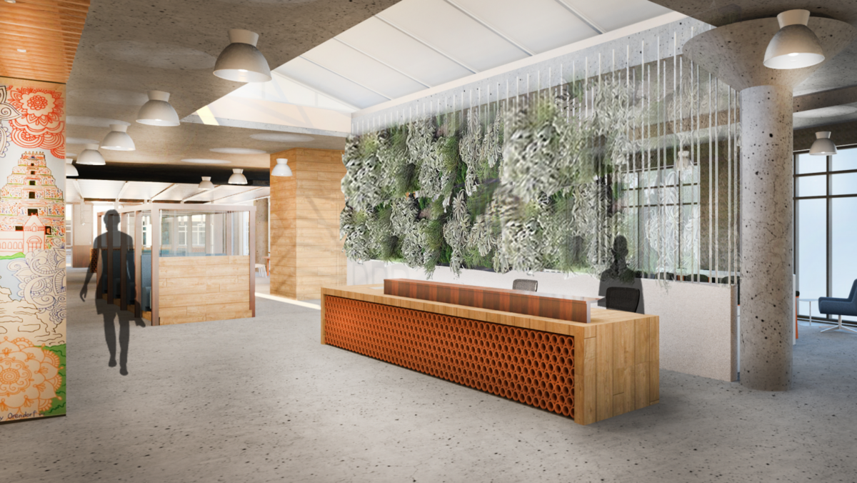 Ia interior architects moves into new downtown austin - Interior design firms austin tx ...