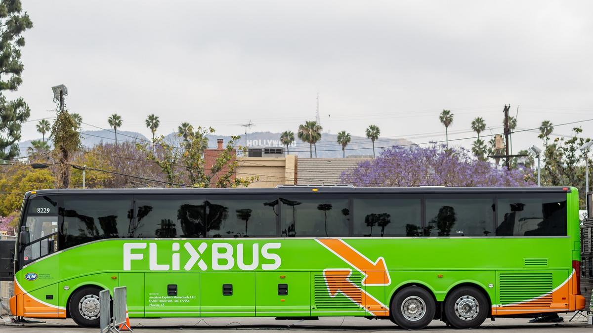 Flixbus Expands Intercity Bus Services To Houston Gulf Coast Region Houston Business Journal