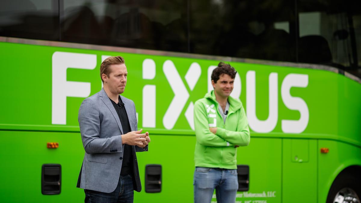 European Flixbus Brings Tech Driven Bus Network To L A L A Biz