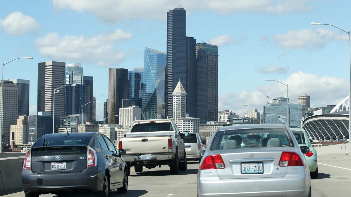 Seattle spells out traffic plan for Highway 99 closure - Puget Sound