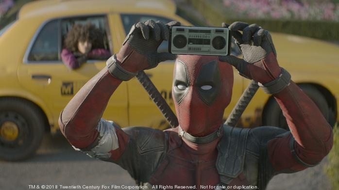 Flick picks: 'Deadpool' novelty a bit worn in the sequel
