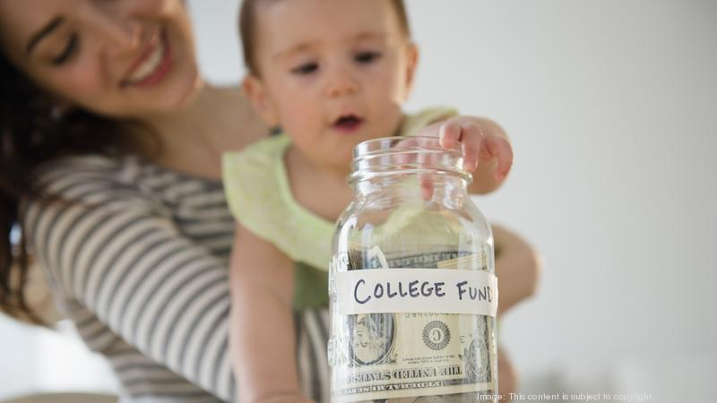 Parents are saving more for kids' college funds