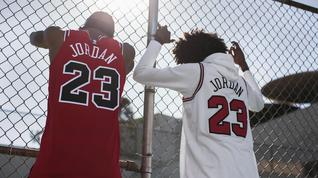 Michael Jordan and Nike are donating jersey sales proceeds to Friends of the Children. Are you more likely to buy such gear if it's for a good cause?
