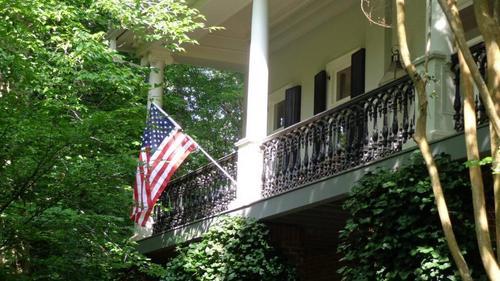 Charleston Style Home in Atlanta Country Club