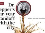 A soft drink giant's four-year standoff with the city over wastewater pollution