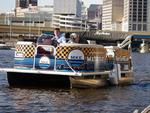 Milwaukee River water taxi service starts this weekend