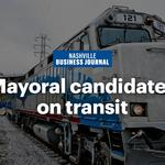 What the candidates for mayor think Nashville should do next for transit