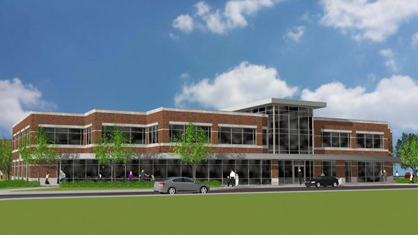 New building planned for UD campus could house three high-profile groups