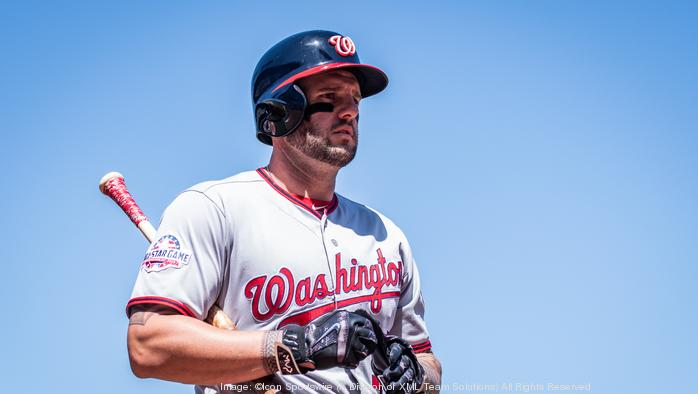 One of the Nationals' hottest hitters is joining T.J. Oshie as an investor in this startup