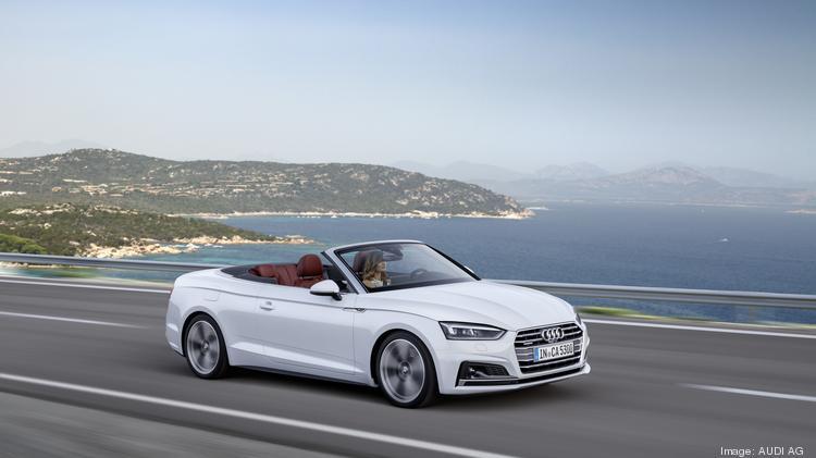Automotive Minute 2018 Audi S5 Cabriolet Is A Zippy