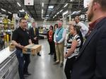 Exclusive: Shifting strategies, Amazon opens its doors to discuss workforce training program