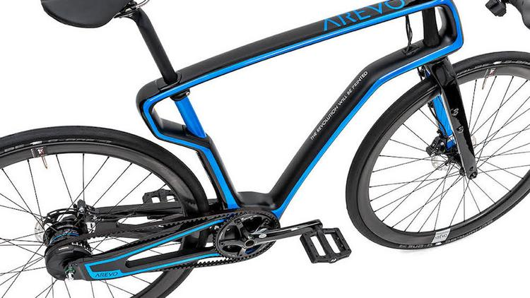 Santa Clara-based 3D printing startup Arevo has created a bike with its technology and raised a Series B round of funding.