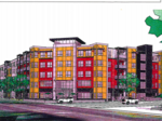 Proposed senior living community on St. Paul's West Seventh will realign Lexington Avenue