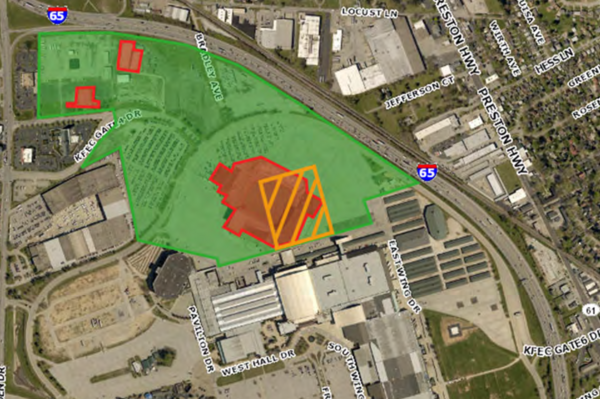 Kentucky cabinet wants redevelop 133 acres at exposition ...