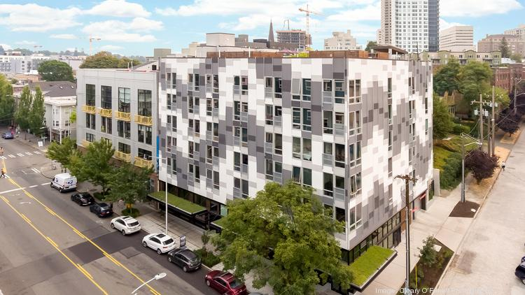 The New 60 Unit Cove Apartments On Capitol Hill In Seattle Has Sold For  $32.16