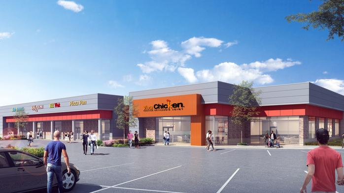 Charlotte-based chicken chain will open first Triad location at new shopping center