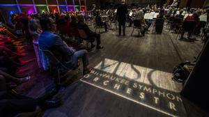 Getting up close and personal with the Milwaukee Symphony Orchestra: Slideshow
