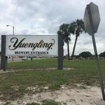 Tour Yuengling Brewing in Tampa (Photos)