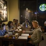 ​A new policy at Starbucks: People can sit without buying anything