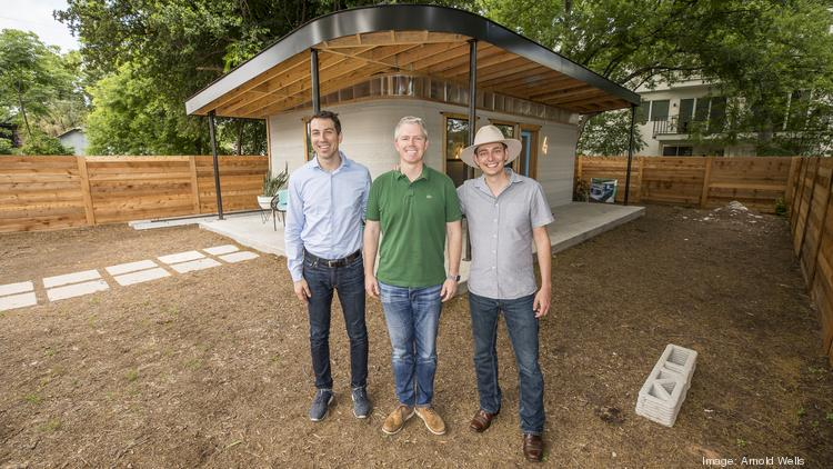 3D-printed homes by Austin startup Icon may help stave off rising
