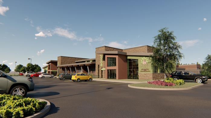 SICSA releases new look for $7M building in Washington Township (Photos)