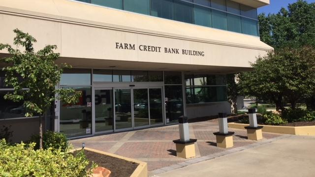 Farm Credit Bank Building getting upgrades