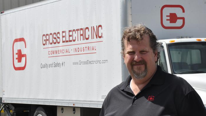 Why this electrical contractor is stockpiling land