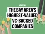The Bay Area's most valuable VC-backed companies, according to PitchBook