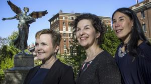 Finding their wings: Boston's female angel investors put women first