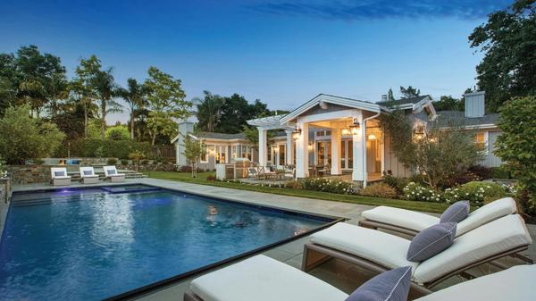 Exceptional Luxury Estate in Coveted Upper Happy Valley Neighborhood