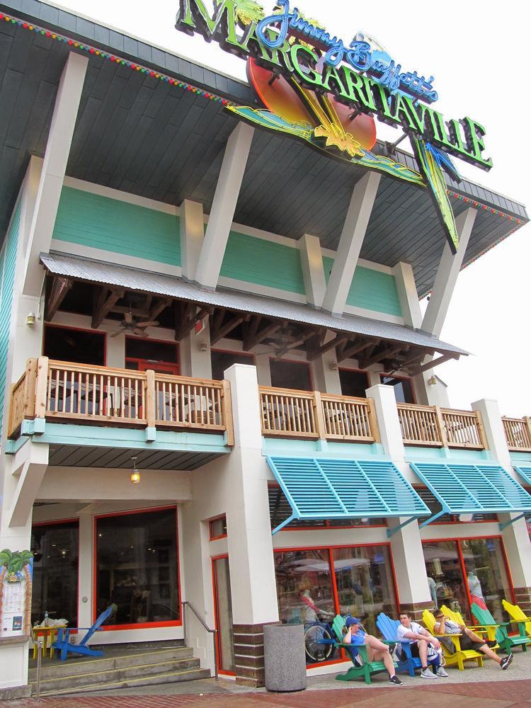 Margaritaville Hotel Opening In Town
