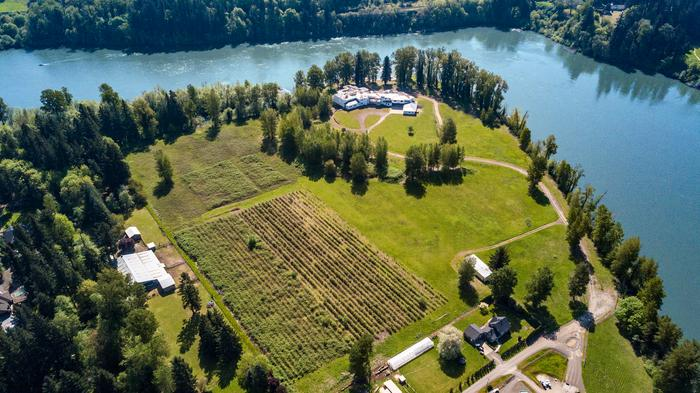 The inside story of Oregon's greatest mansion never built