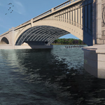 Memorial Bridge overhaul will be painful, but not endless. Here's when it will hopefully all be over.