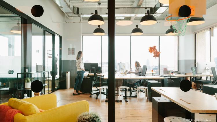 Coworking Spaces Transform Houstonu0027s Commercial Real Estate Market