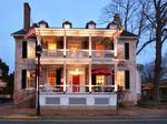 Historic Bartlett Pear Inn hits the market in Easton