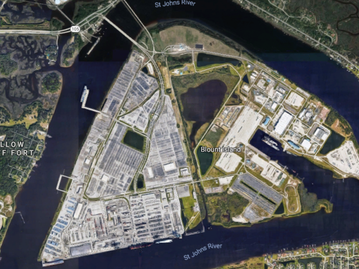 Exclusive: Two of Jaxport's biggest tenants could merge in 'super terminal'