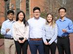 These Johns Hopkins students worked with docs to improve eye surgery — and then started a company