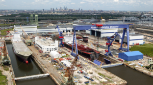 Philadelphia Shipyard to lay off 275 employees