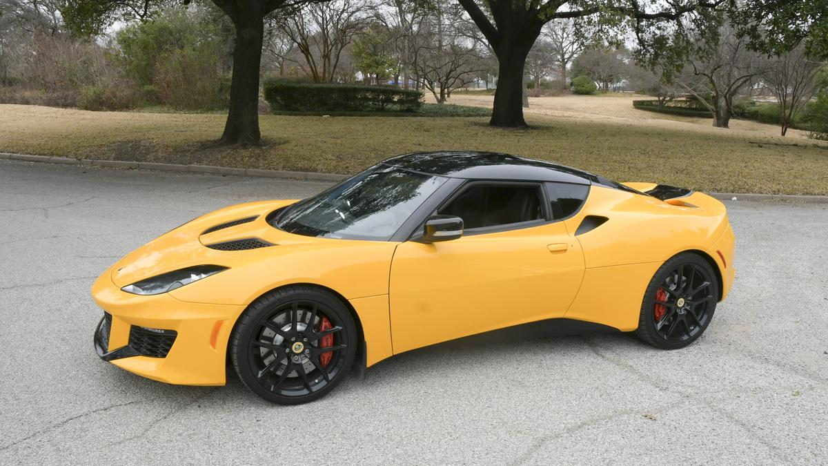 Lotus Sports Car >> What S In Your Garage A Lotus Evora 400 Challenging Your