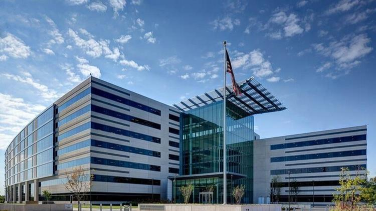 jbg lists northwest baltimore social security administration complex