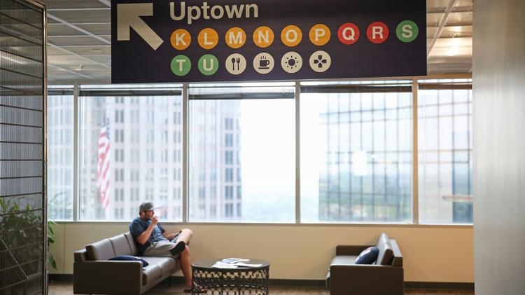 Charlotte Software Company Passport Settles Into New Digs Uptown (PHOTOS)